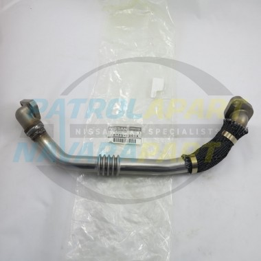 Genuine Nissan Patrol ZD30CR EGR Pipe