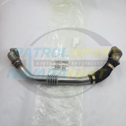 Genuine Nissan Patrol ZD30CR EGR Pipe