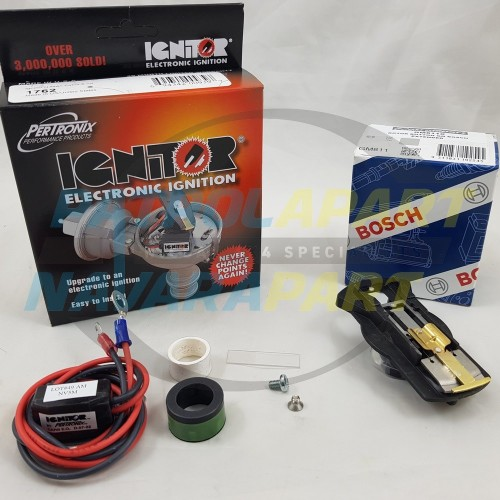 Pertronix Ignitor Electronic Ignition With Extended Rotor Button