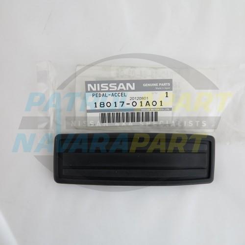 Nissan Patrol GQ Y60 Genuine Accelerator Throttle Pedal Pad