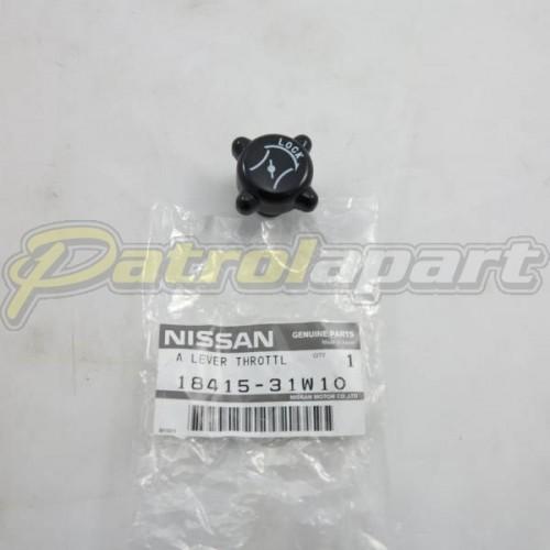 Genuine Nissan GQ GU Patrol Hand Throttle Control Knob