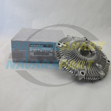BRAND NEW GENUINE NISSAN GQ Patrol TD42 Viscous hub Clutch Fan