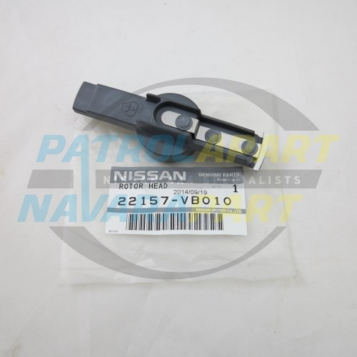 Genuine Nissan Patrol GU Rotor Button TB45 upto 11/00
