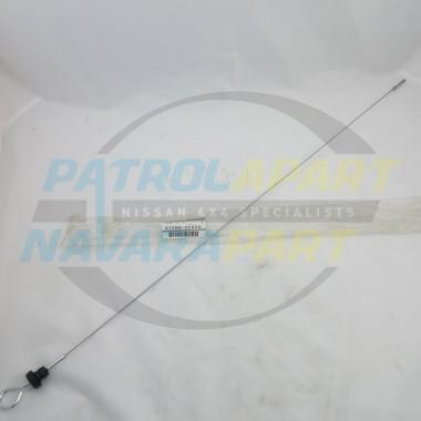 Genuine Nissan Patrol GU Y61 TB48 Auto Transmission Dipstick