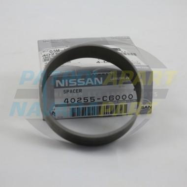 Genuine Nissan Patrol GQ GU Free Wheeling Hub Egg Ring