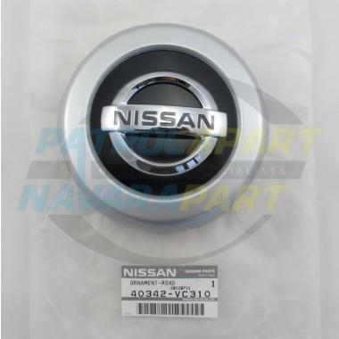 Nissan Patrol GU Genuine Rear Hub Cap