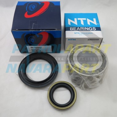 Nissan Patrol Rear Wheel Bearing Kit Suit Coil GQ Y60 Japanese Bearing