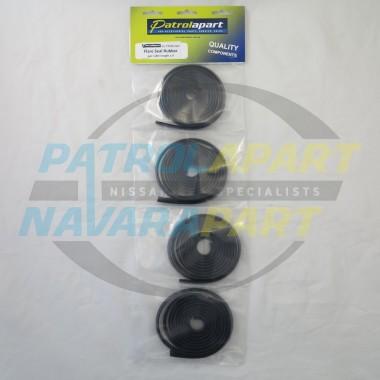 Nissan Patrol GQ GU Aftermarket Flare Seal Rubber Mould set 4