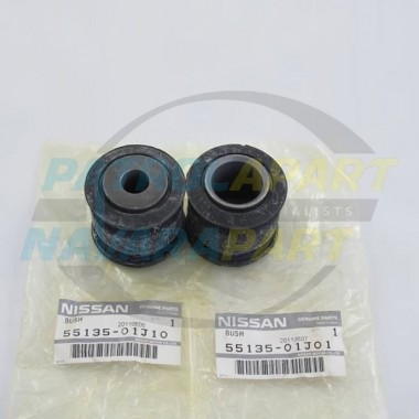 Nissan Patrol Genuine GQ Y60 & GU Y61 Panhard Rod Bush Pair