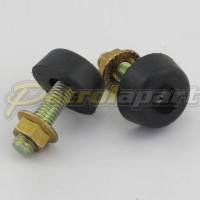 Nissan Patrol GQ Bonnet Adjusters Pair