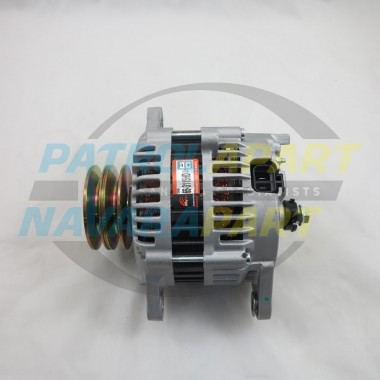 HEAVY DUTY Alternator 100amp for Nissan Patrol GQ Y60 TB42s Petrol