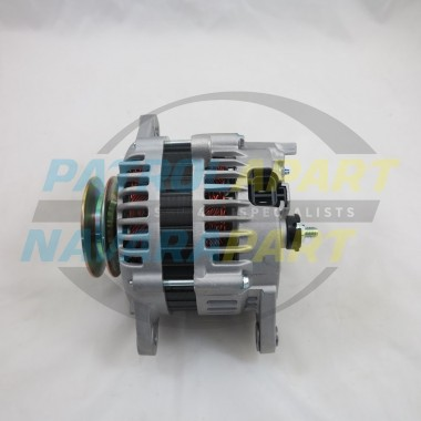100A Alternator for Nissan Patrol GU GQ TD42 Diesel NO VAC PUMP