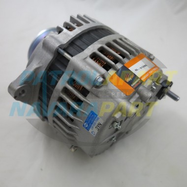 Nissan Patrol Alternator GU TB45 Hitachi Made in Japan 100 AMP