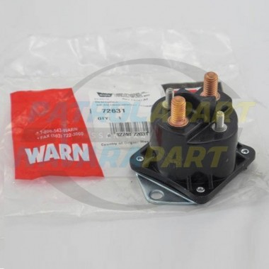 Warn Winch Solenoid Hi Mount XD9000 XP9.5