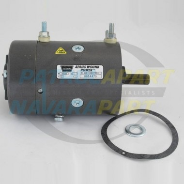 Warn Winch  Motor 4.6HP Hi Mount M8274-50, XD9000