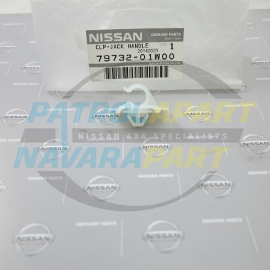 Genuine Nissan GQ Jack Handle Clip