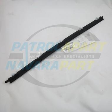 Genuine Nissan Patrol Weatherstrip GQ RHR Inner