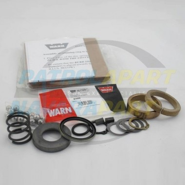 Warn Winch Brake Service Rebuild Kit Suit M8274 High Mount Winch