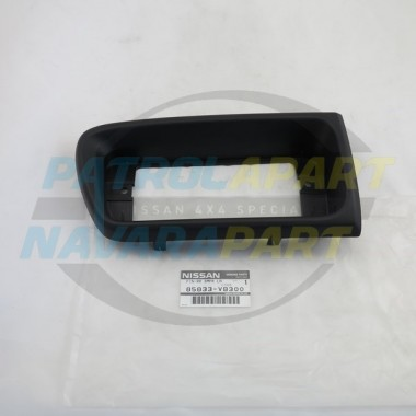 Nissan Patrol GU1 GU2 Genuine light surround LHR