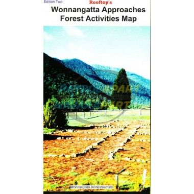 Wonnangatta Approaches Forest Activities Rooftop Map