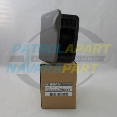 Genuine Nissan Patrol Ash Tray Suit GU1-3 Centre Console