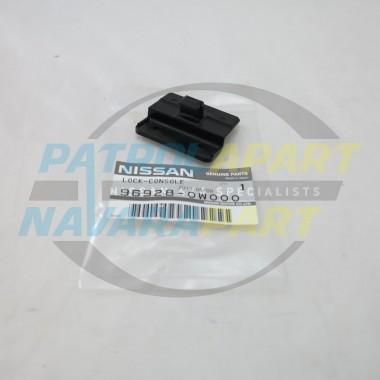 Genuine Nissan Patrol GQ GU Centre Console Lid Lock
