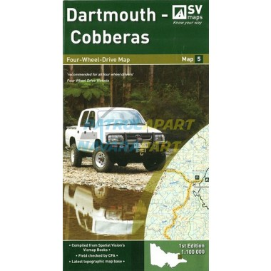 Dartmouth-Cobberas Spatial Vision Map