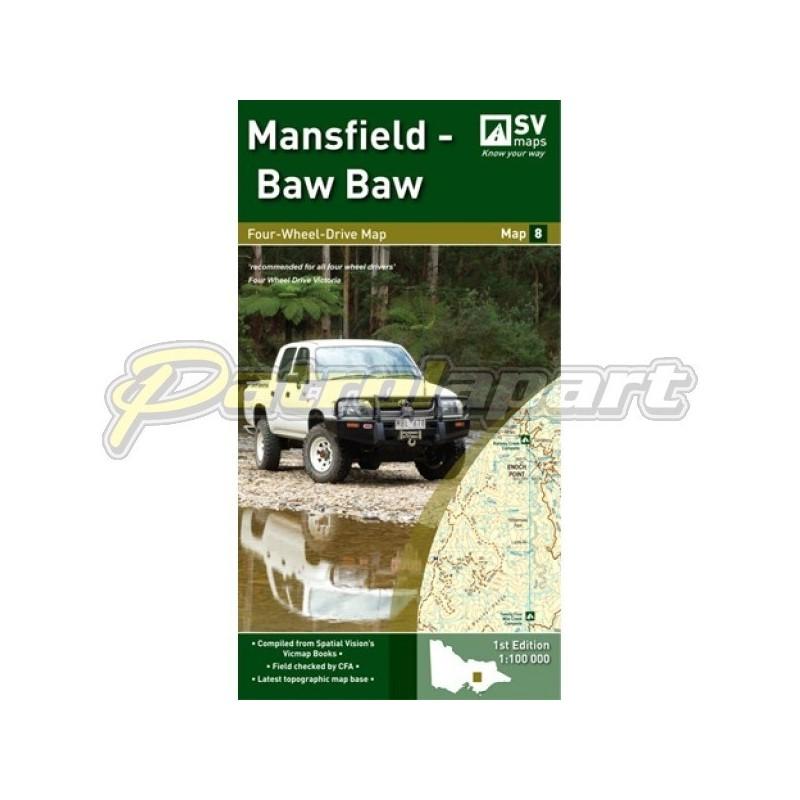 Mansfield-BawBaw Spacial Vision Map