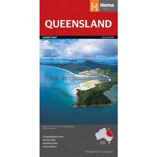 QLD Handy Hema Map