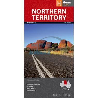 NT Handy Hema Map
