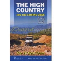 The High Country 4WD and Camping Guide Book