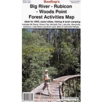 Big River Rubicon Woods Point Forest Activities Rooftop Map