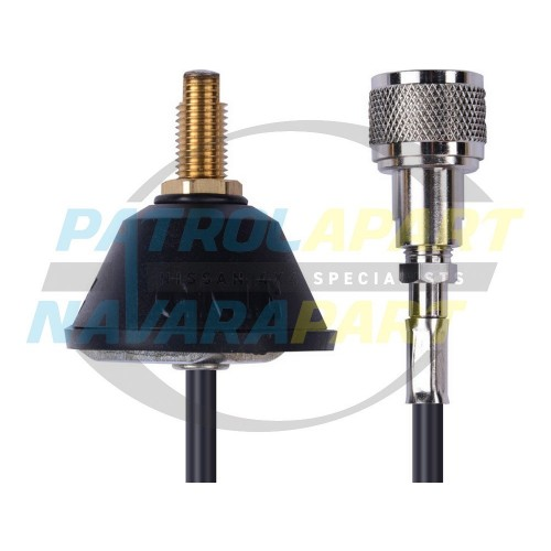 GME Antenna base and lead for Nissan Patrol GQ GU