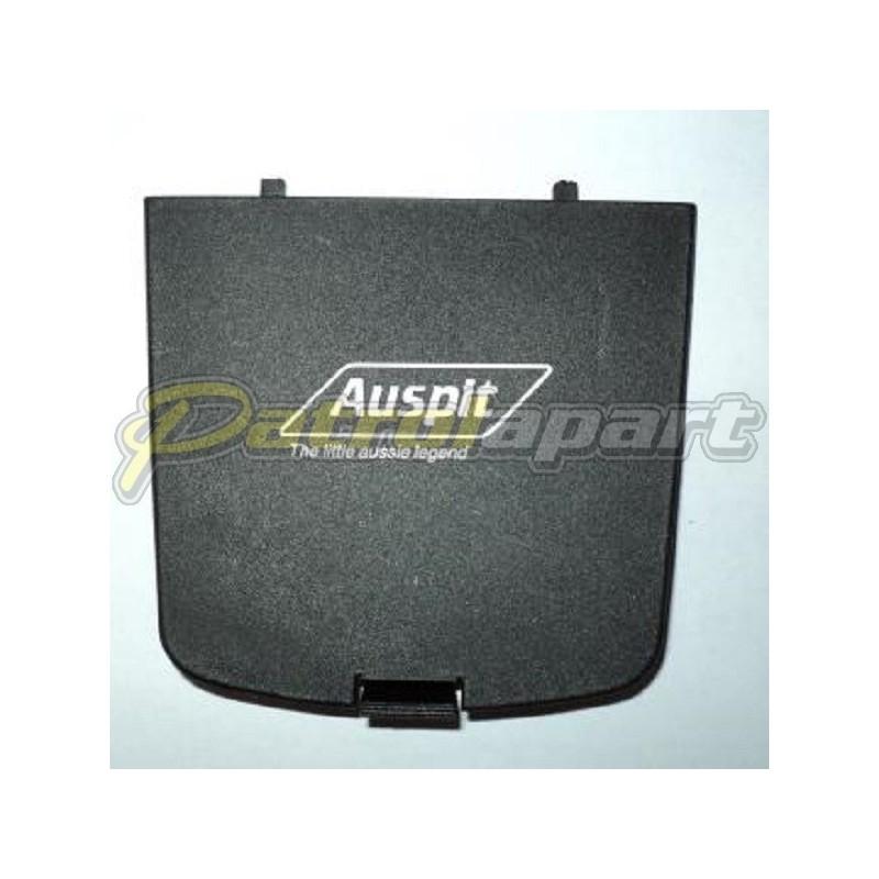 Auspit Battery Cover Black Plastic
