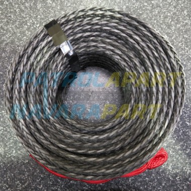 AUZ12 Winch Rope 10mmx30m suit Warn M8274 High Mount