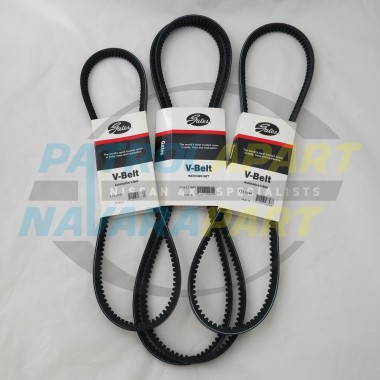Nissan Patrol GQ Y60 Gates Fan BELT KIT TB42