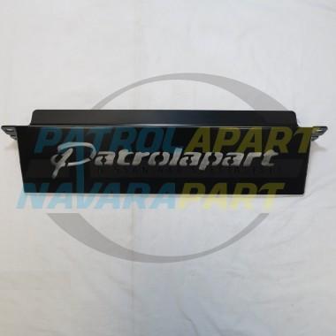 Patrolapart Front Bash Plate suit GQ & GU Nissan Patrol