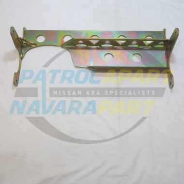 Nissan Patrol Bash Plate Protects Tie Rod Bar GQ GU
