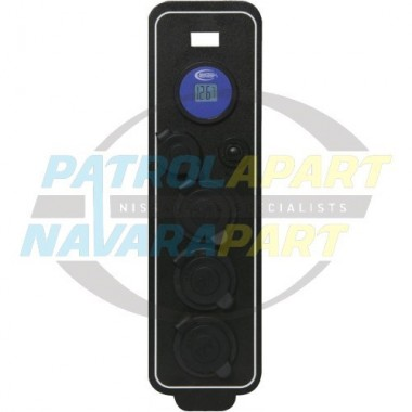 Nissan Patrol GU Baintech Switch Power Panel suit Engel Waeco