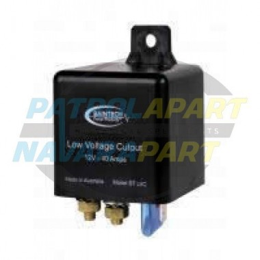 Baintech Low voltage cut out 40amp