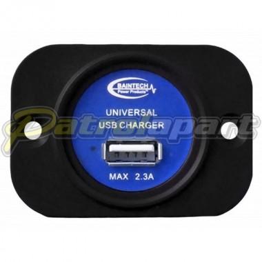 Baintech USB single F/Mount 2.3Amps