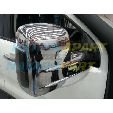 Clearview Mirror Assembly Suit PX Ranger in Chrome