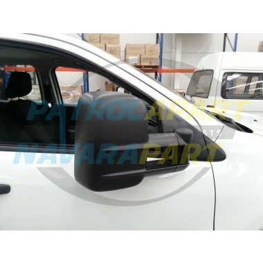 Clearview Mirror Mazda BT50 Black