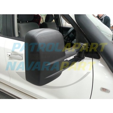 ClearView Mirror 200 Series Black no indicators