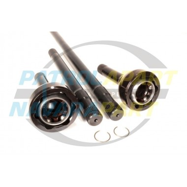 Nissan Patrol GQ CV Joint & Axle RCV Chromoly Pair