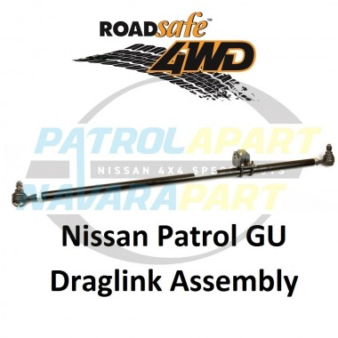 Draglink Steering Arm Heavy Duty Adjustable Suit GU Patrol