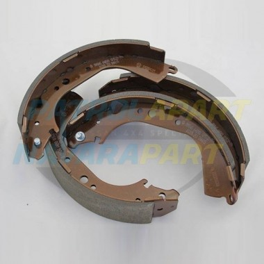 Drum Brake Shoes Nissan Patrol GQ & GU