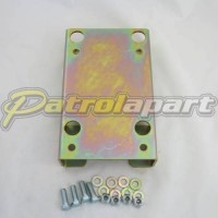 Nissan Patrol GQ Spare Wheel Spacer Bracket