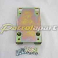 Nissan Patrol GQ Spare Wheel Spacer Bracket