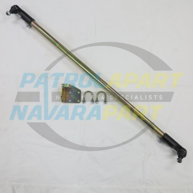 Solid Drag Link with Genuine Nissan ends Nissan Patrol GU